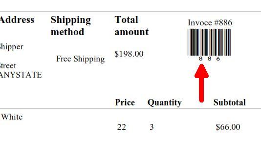 PickingPal: Scan order barcode